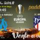 Europa League FINAL 2018. Miércoles 16 de Mayo a las 20:45 en Lyon. Olympique de Marsella - At. de Madrid. Disfruta del partido y de nuestra promoción de tu copa de Ron Barceló a 4€