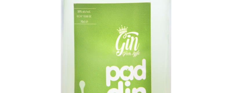 Gin Apple Green Paddintom