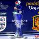 UEFA Nations League.Inglaterra - EspañaSábado 8 de Septiembre a las 20:45. Nueva competición de selecciones nacionales que reemplaza los encuentros amistosos
