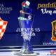 UEFA Nations League. Croacia - España Jueves 15 de Noviembre a las 20:45. España se juega ser primer de Grupo ante la subcampeona del Mundo