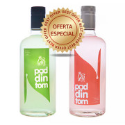 Pack de nuestras ginebras en exclusiva Apple Green y Raspberry