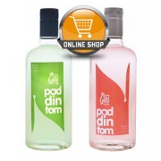 Pack Gin Paddintom Apple Green + Raspberry