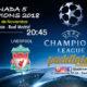 Jornada 5 de la Champions League 2018 Martes 21 de Octubre a las 20:45 Sevilla - Liverpool APOEL Nicosia - Real Madrid. Promoción copa de Ron Barceló a 4€