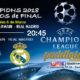 Champions League 2018 Octavos de Finalpartidos de vuelta Martes 6 de Marzo a las 20:45 Paris Saint Germain - Real Madrid. Promoción de tu copa de Ron Barceló a 4€ con tu grupo de amigos en nuestras pantallas de TV