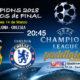 Champions League 2018 Octavos de Finalpartidos de vuelta. Miércoles 14 de Marzo a las 20:45. Barcelona -ChelseaPromoción de tu copa de Ron Barceló a 4€