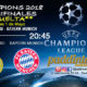 Champions League 2018 Semifinalespartidos de vuelta. Martes 1 de Mayo a las 20:45 Real Madrid - Bayern de Munich. Promoción de tu copa de Ron Barceló a 4€