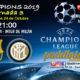 Champions League 2019 Fase de Grupos Jornada 3Miércoles 24 de Octubre a las 21:00h Barcelona - Inter de Milán; Borussia Dortmund - At. de Madrid