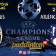 Champions League 2019 Octavos de Final partidos de vueltaMartes 12 de Marzo Juventus - Atlético de Madrid a las 21.00hPromoción copa de Ron Barceló 4€
