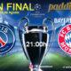 Champions League 2020 GRAN FINAL. Sábado 23 de Agosto, PSG - Bayern Munich a las 21.00h. Promoción copa Ron Barceló a 4€ en Paddintom Café & Copas