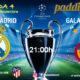 Champions League 2020 Jornada 4. Miércoles 6 de Octubre, Real Madrid - Galatasaray a las 21.00h y Bayern Leverkusen - Atlético de Madrid - a las 21.00h . TV en Paddintom Café & Copas
