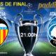 Champions League 2020 Octavos de Final - Vuelta. Martes 10 de Marzo, Valencia - Atalanta a las 21.00h-Promoción copa Ron Barceló a 4€ en Paddintom Café & Copas