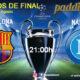 Champions League 2020 Octavos de Final - Vuelta. Sábado 8 de Agosto. Barcelona - Nápoles a las 21.00h. Promoción copa Ron Barceló a 4€. Ven a verlo a Paddintom Café & Copas