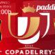 Jornada de la Copa del Rey 2020 Tercera ronda. Domingo 12 de Enero, Escobedo - Sevilla a las 12,00h. Ven a verlo a Paddintom Café & Copas