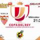 Copa del Rey 2018 SEMIFINALES partido de IDA - Miércoles 31 de Enero: Leganés -Sevilla a las 21,30h. Pantallas de TV en Paddintom Café & Copas