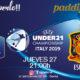 ⚽🇪🇺EURO SUB 21 Italia 2019 - Jueves 27 de Junio / Francia - España a las 21.00hPromoción de tu copa de🥃‼️ Ron Barceló a 4€ TV en Paddintom Café & Copas