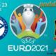 UEFA Euro 2021. Jornada de grupos. Miércoles 23 de Junio, Eslovaquia - España a las 18.00h. Promoción de copa de J&B a 4€ con tu grupo de amigos en nuestras pantallas de TV en Paddintom Café & Copas