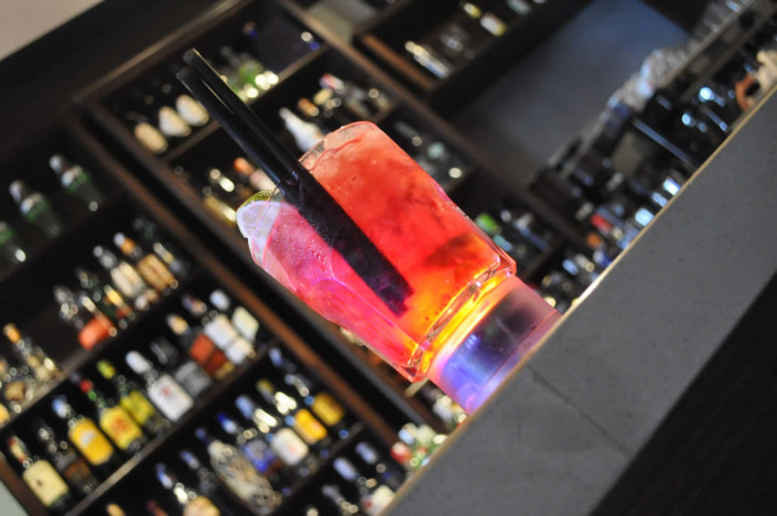 Cocktail en Paddintom. Primeras marcas