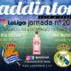 Jornada 20 Liga Santander 1ª División 2020. Sábad0 18 de Enero. Real Madrid - Sevilla a las 16.00h y Domingo 19 de Enero, Betis- Real Sociedad a las 14.00h