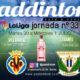Jornada 33 Liga Santander 1ª División. Leganés-Sevilla Martes 30 * 19.30h, Barcelona-At. Madrid Martes 30 * 22.00h y Betis-VillarrealMiércoles 1 * 22.00h en Paddintom Café & Copas