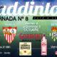 Jornada 8 Liga Santander 1ª División Viernes 4 de Octubre, Betis - Eibar a las 21.00h y Domingo 6 de Octubre, Barcelona - Sevilla a las 21.00h. Paddintom Café