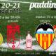 Jornada 15 Liga Santander 1ª División. Martes 22 de Diciembre, Valencia - Sevilla a las 17.30hy Miércoles 23 de Diciembre, Real Madrid - Granada a las 19.45h. Ven a verlos a Paddintom Café & Copas