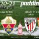 Jornada 8 Liga Santander 1ª División. Sábado 31 de Octubre, At. Bilbao - Betis a las 16.00hy Domingo 1 de Noviembre, Betis - Elche a las 14.00h. Ven a verlos a Paddintom Café & Copas