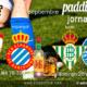 Jornada 7 Liga Santander. Sábado 25 de Septiembre, Sevilla - Espanyol a las 18.30h y Domingo 26 de Septiembre, Betis - Getafe a las 21.00h en Paddintom Café & Copas
