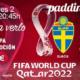 Fase de Clasificación jornada 4 de La Roja. Jueves 2 de Septiembre, Suecia - España a las 20.45h. Ven a verlo a Paddintom Café & Copas