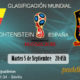 Liechtenstein - España. Partido de clasificación para el Mundial 2018 en Rusia. Martes 5 de Septiembre a las 20.45h. Ven a verlo en Paddintom Café & Copas