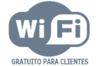 Wifi gratis para clientes