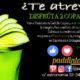 """Disfruta de DOS COPAS GRATIS en#PaddintomCafé y Copas, creando tu propio cóctel.Quién obtenga más """"Me gusta"""", tendrá 2 copas gratis de nuestra promoción."""